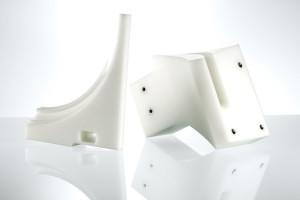 PVDF izdelek konstrukcijska plastika politrim